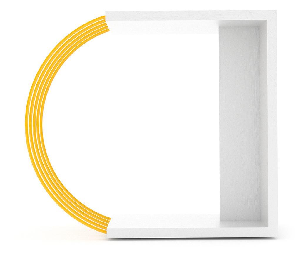 Masuta Case White Yellow