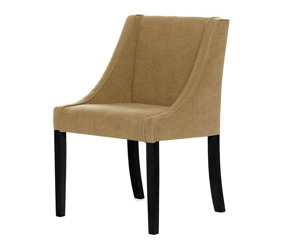 Set 4 scaune Guy Laroche Home Creativity Camel