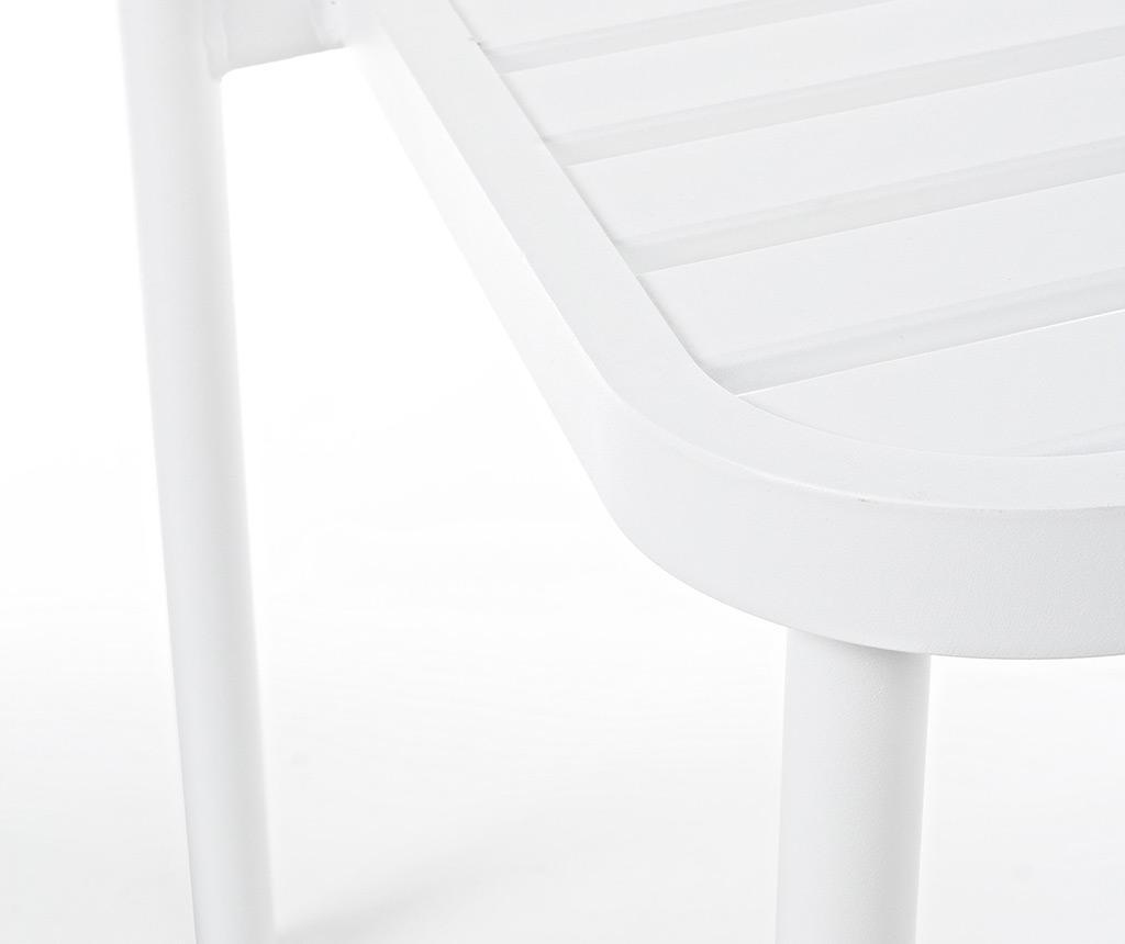 Krzesło zewnętrzne Lennie White