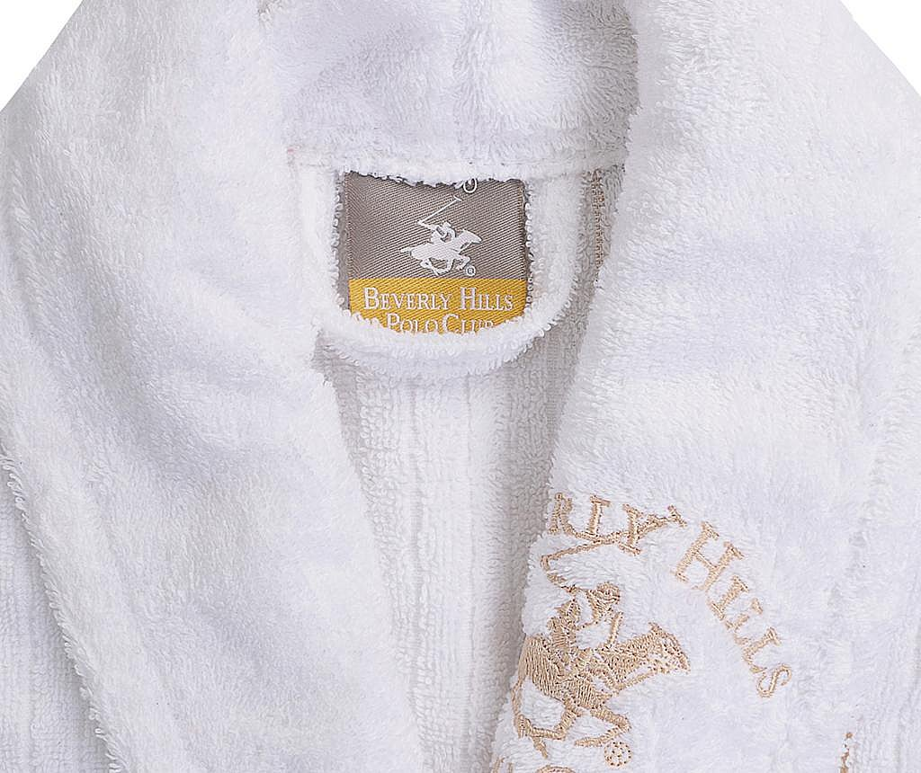 Kupaonski ogrtač unisex Camden White Beige M/L
