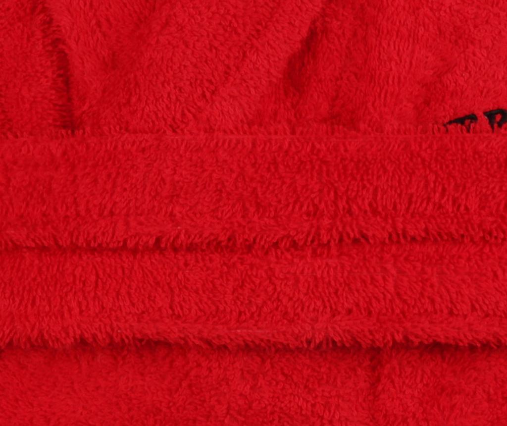 Halat de baie unisex Austen Red