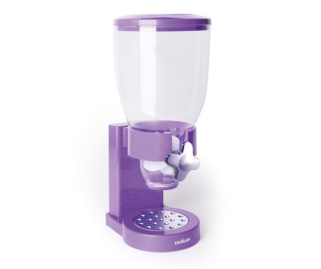 Dispenser pentru cereale Good Morning Lilac