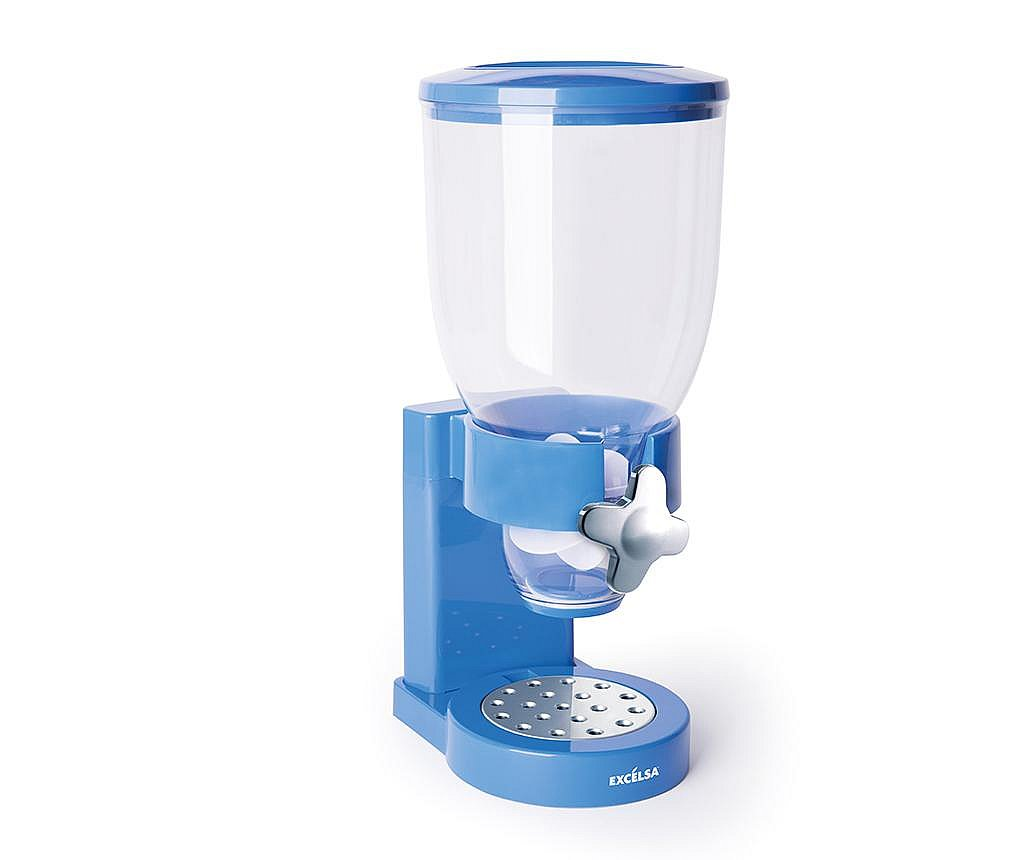 Dispenser pentru cereale Good Morning Light Blue