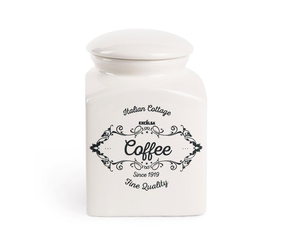 Recipient cu capac pentru cafea Fine