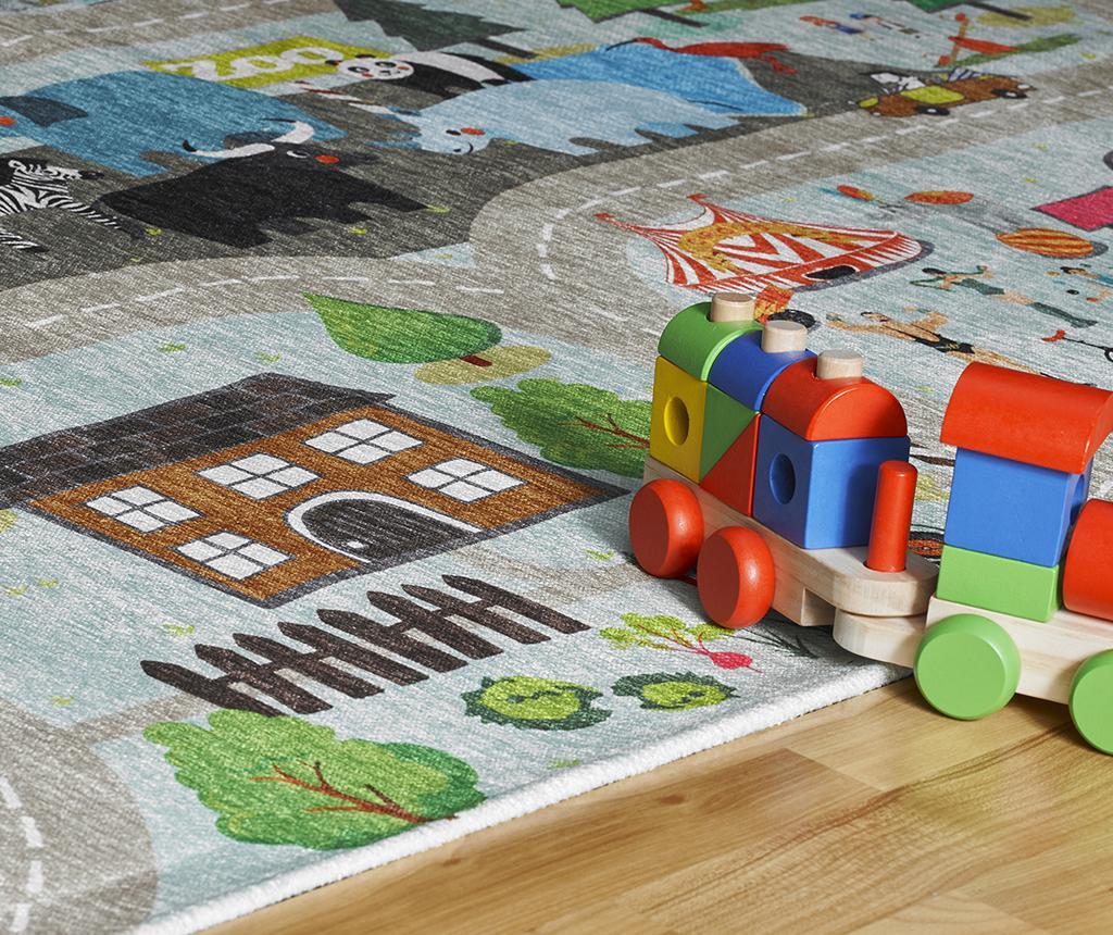 Tepih za igru My Torino Kids Street 80x120 cm