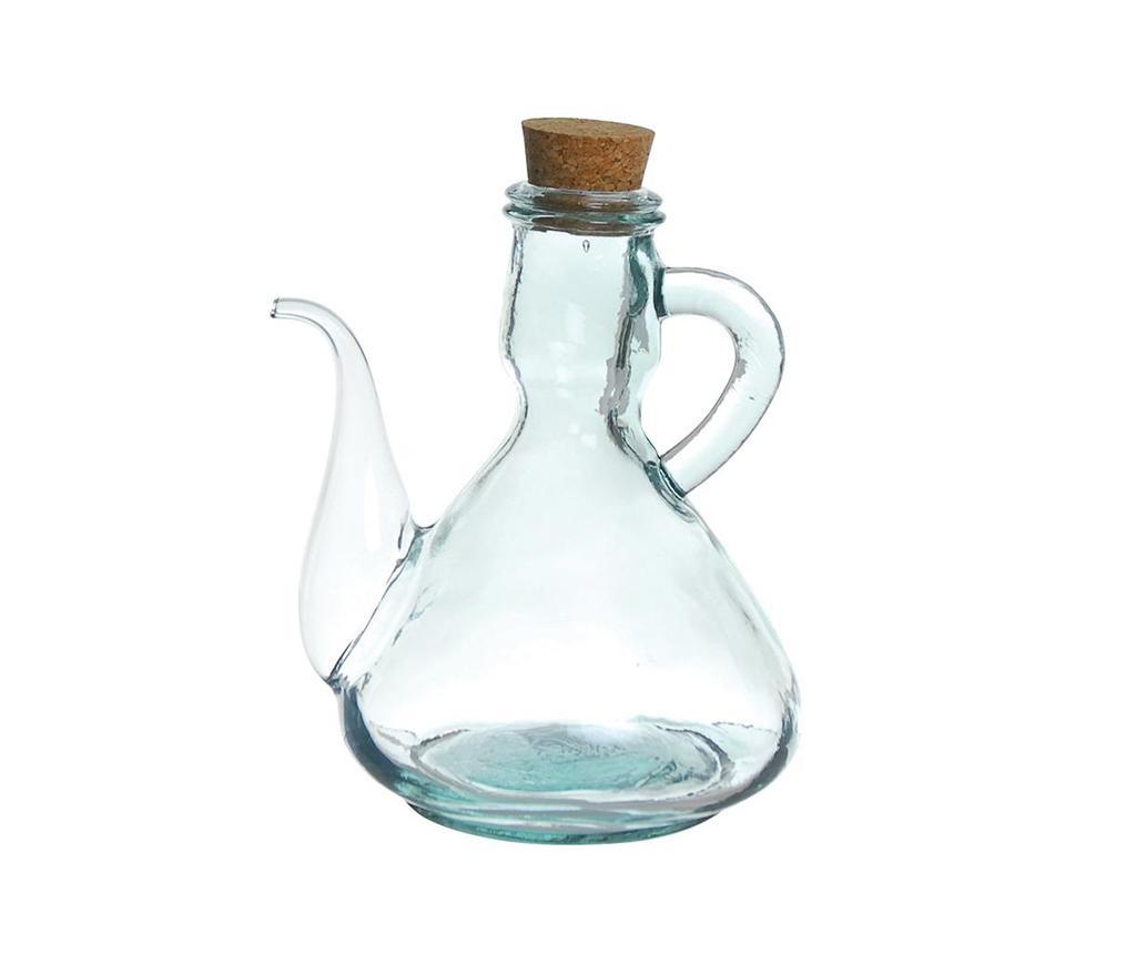 Recipient pentru ulei sau otet Pot Transparent 500 ml