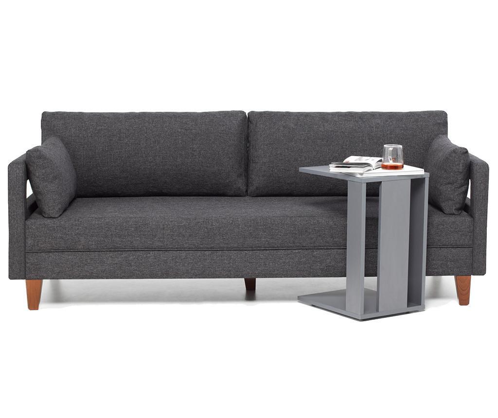 Kanapa 3-osobowa Comfort Grey
