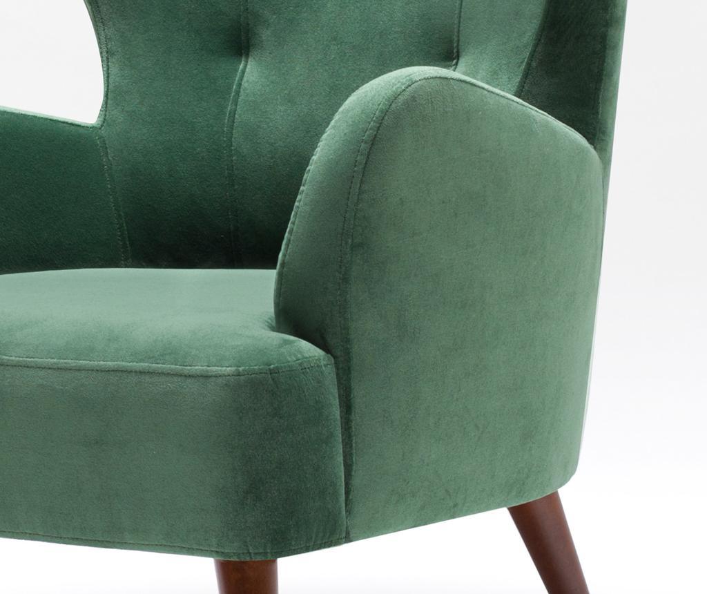 Fotel Karina Dark Green