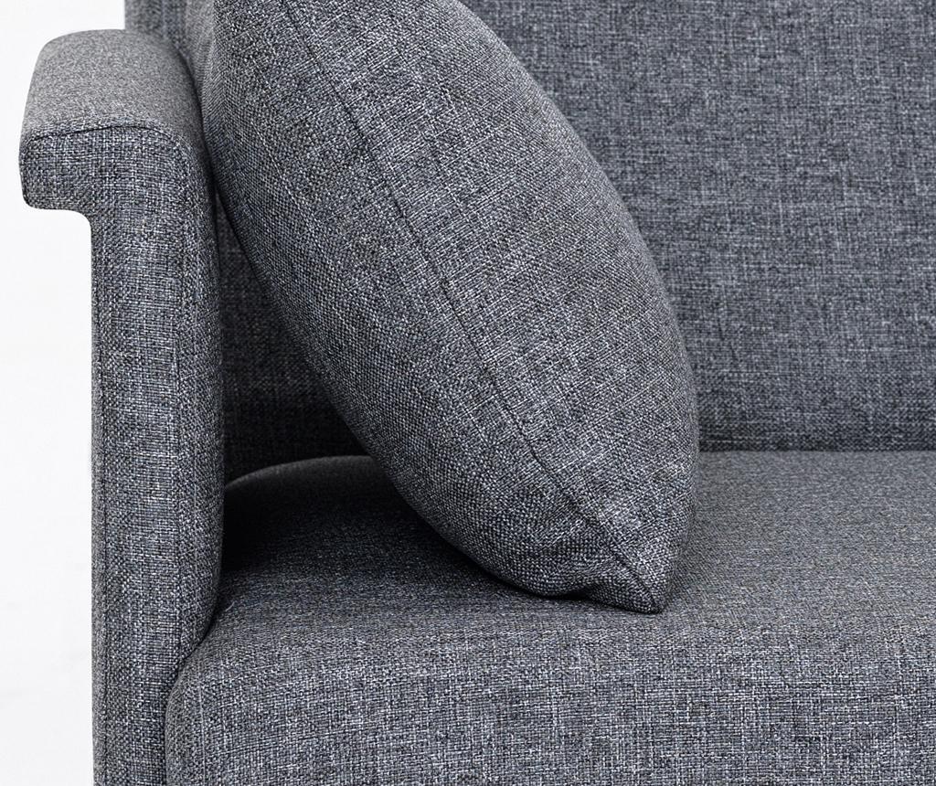 Canapea extensibila cu 3 locuri Navan Grey