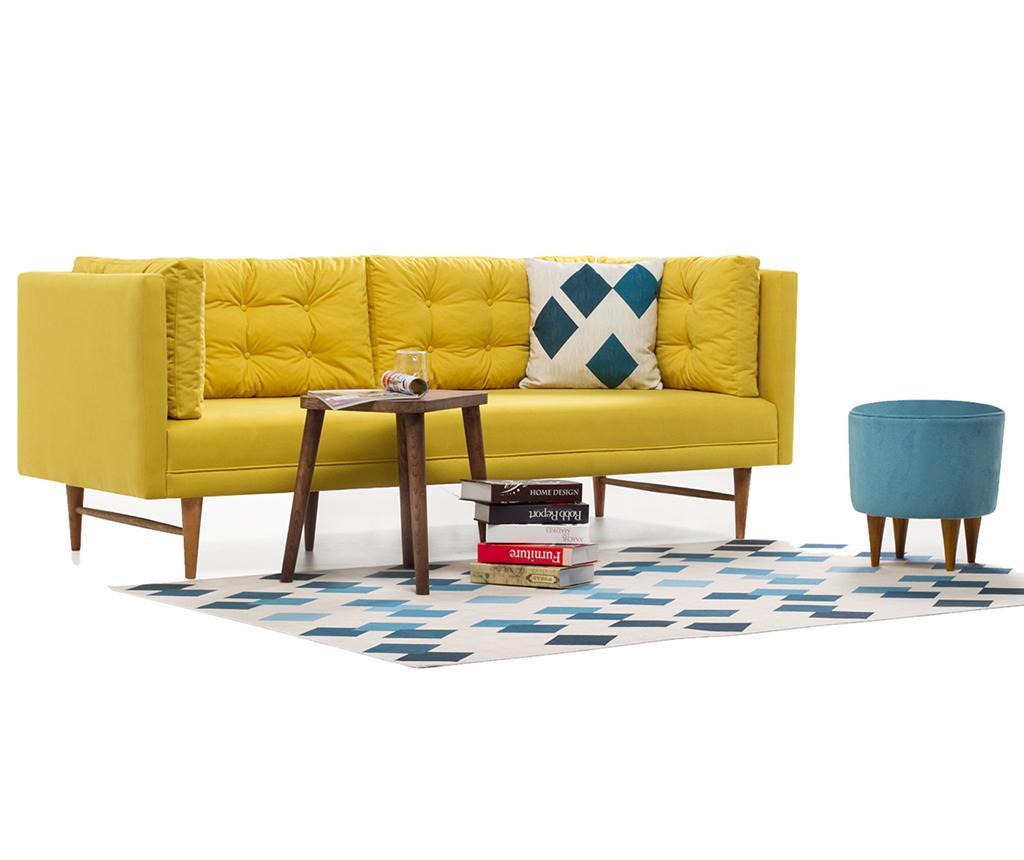 Point Yellow Háromszemélyes kanapé