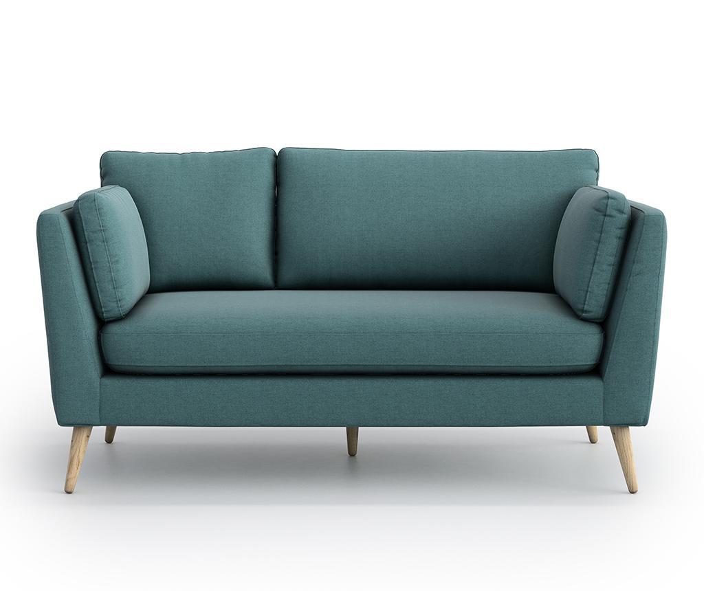 Canapea 2 locuri Jane Olaf Green