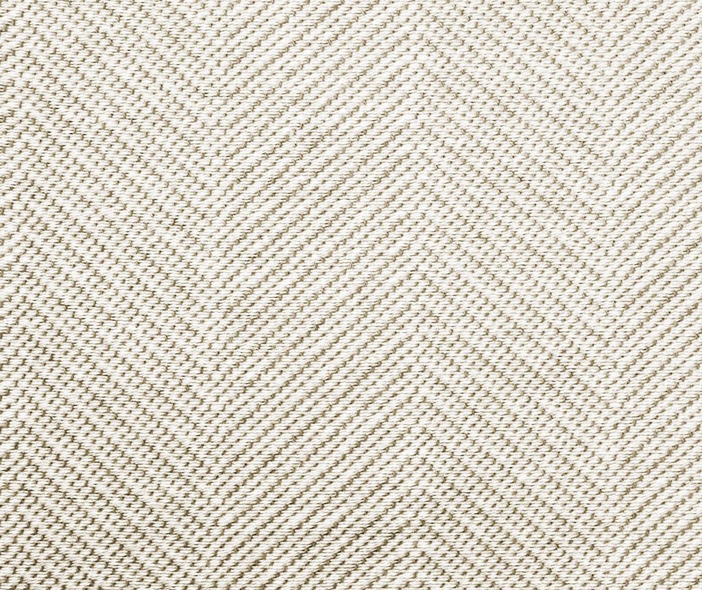 Cuvertura Espiga Beige 230x260 cm
