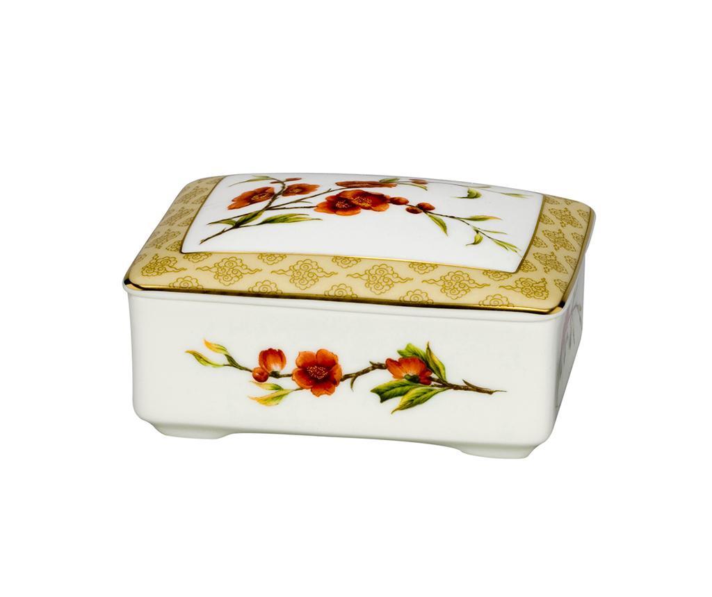 Kutija s poklopcem Blossom White