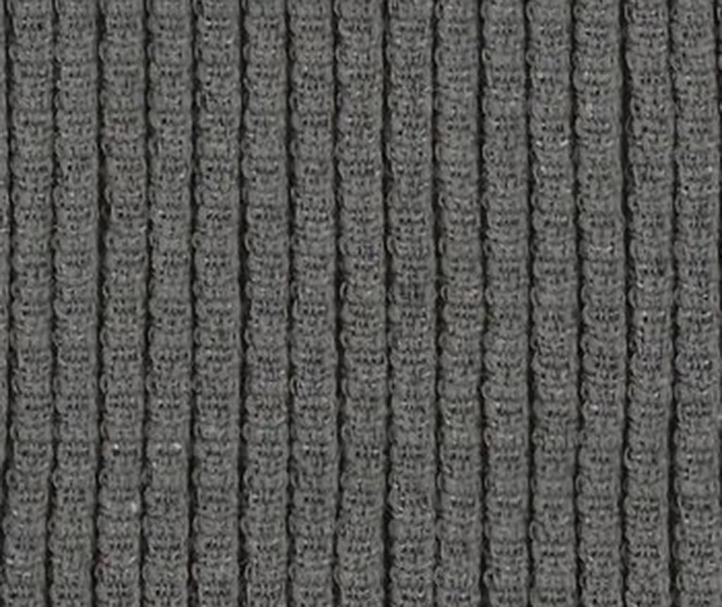 Pokrowiec elastyczny na fotel Ulises Sopha Grey 80x45x50 cm