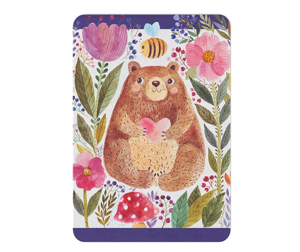 Dječji tepih Bear Love 80x140 cm