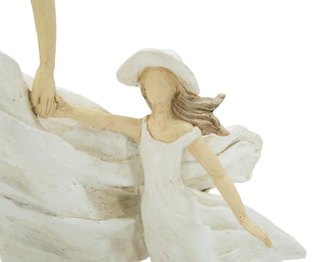Decoratiune Woman with Daughter