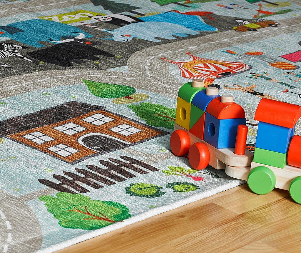 Dywan do zabaw My Torino Kids Street 160x230 cm