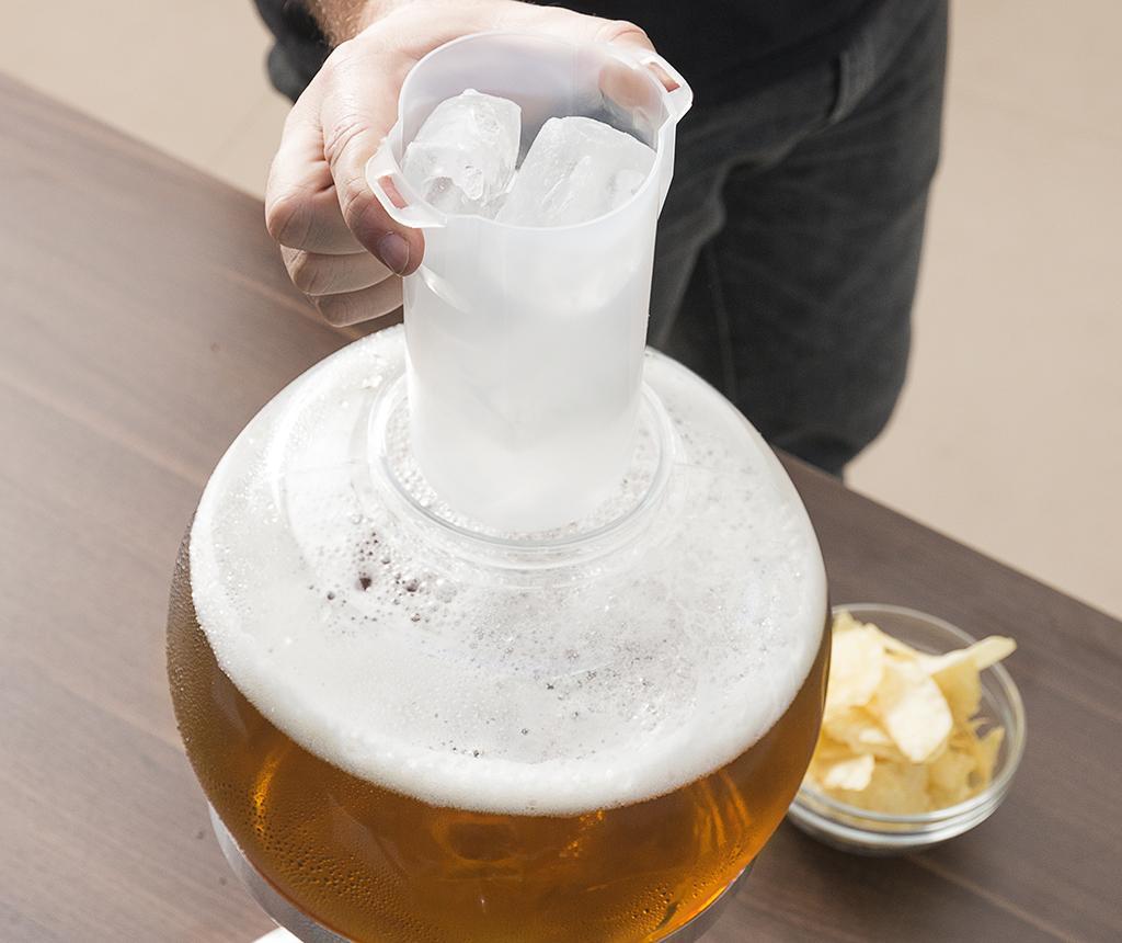 Dozator de bere InnovaGoods Ball Beer 3.5 L