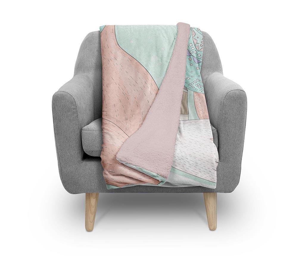 Pokrivač Cozy Fox 130x160 cm