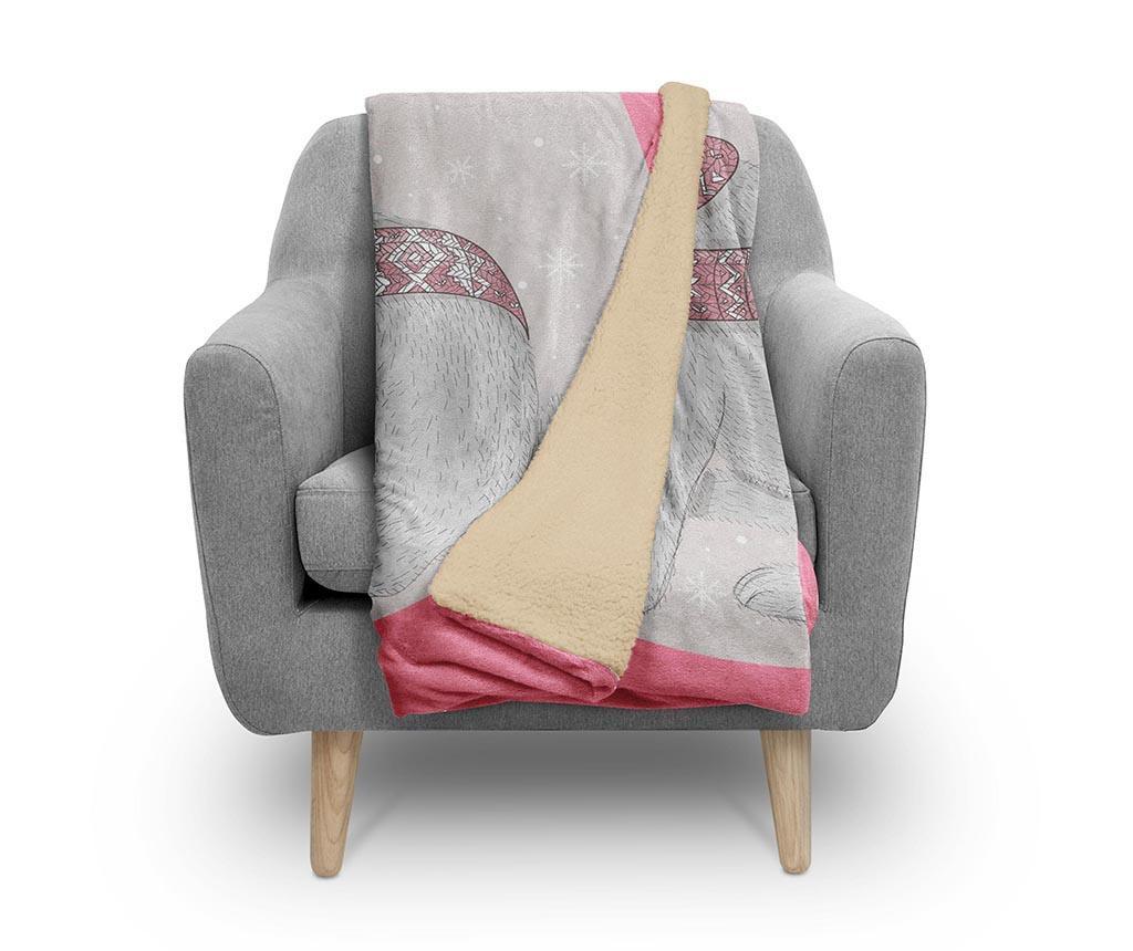 Pokrivač Ivan 130x160 cm
