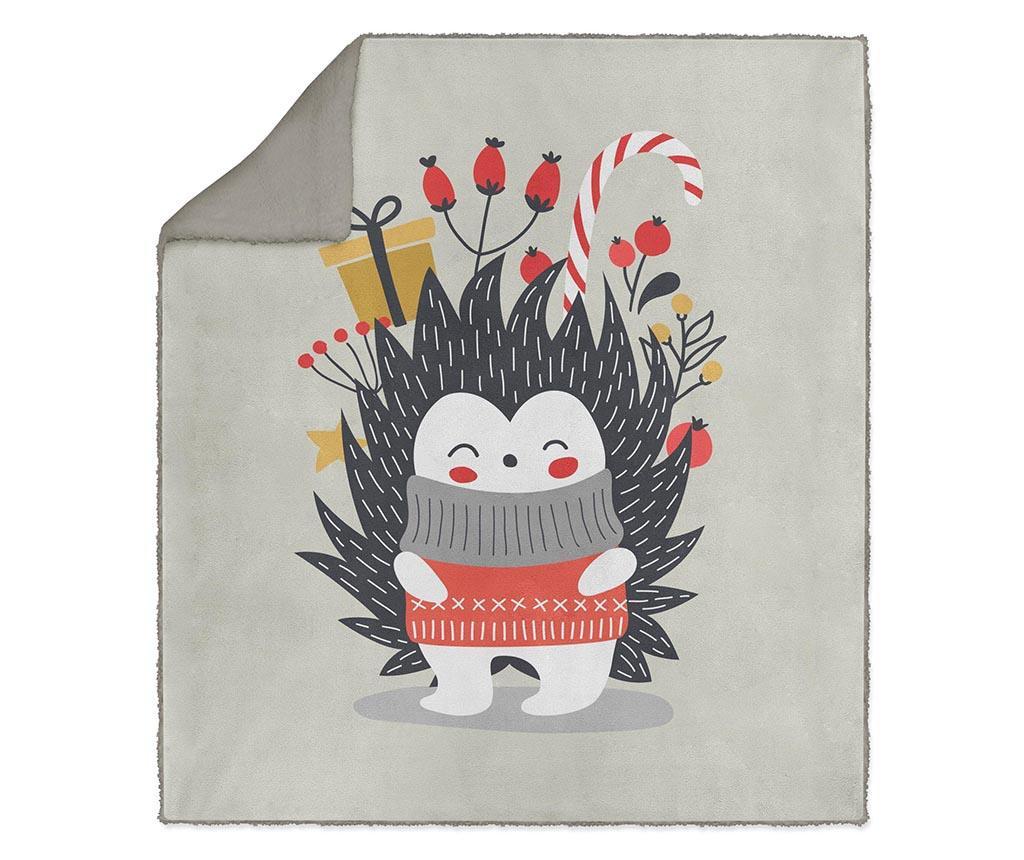 Pokrivač Hedgehog Winter 130x160 cm