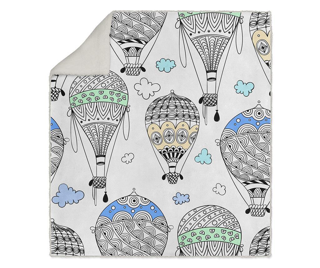 Pokrivač Fly Balloon 130x160 cm