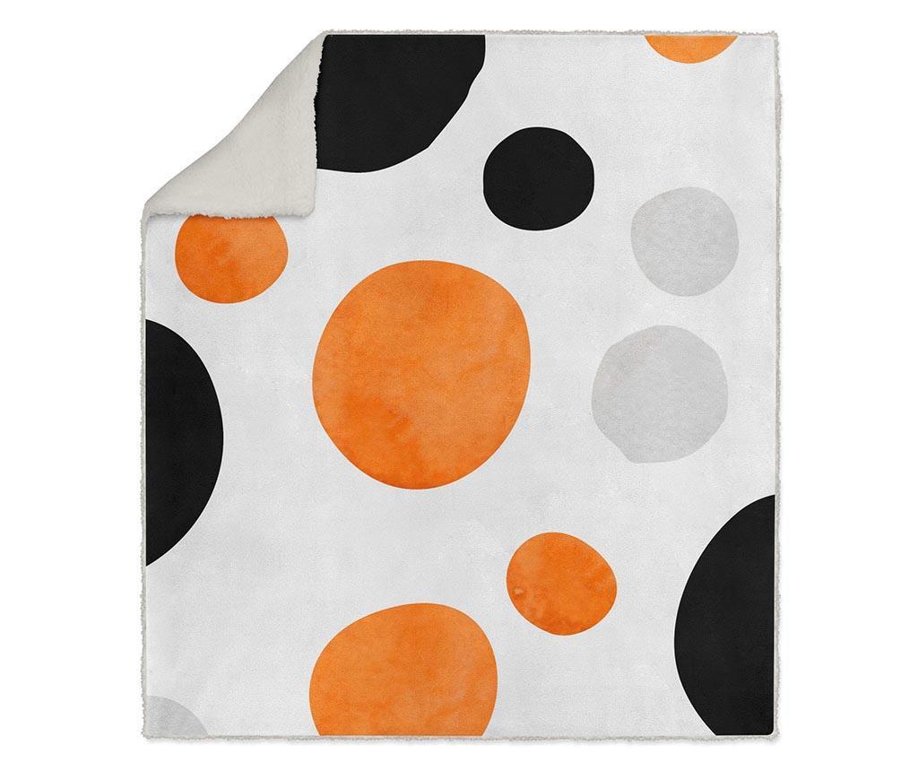 Pokrivač Strange Dots 130x160 cm