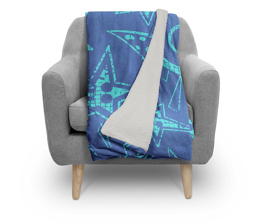 Pokrivač Blue Universe 130x160 cm