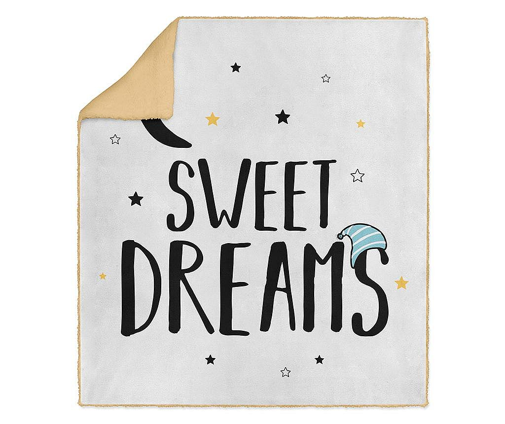 Pokrivač Sweet Dreams 130x160 cm