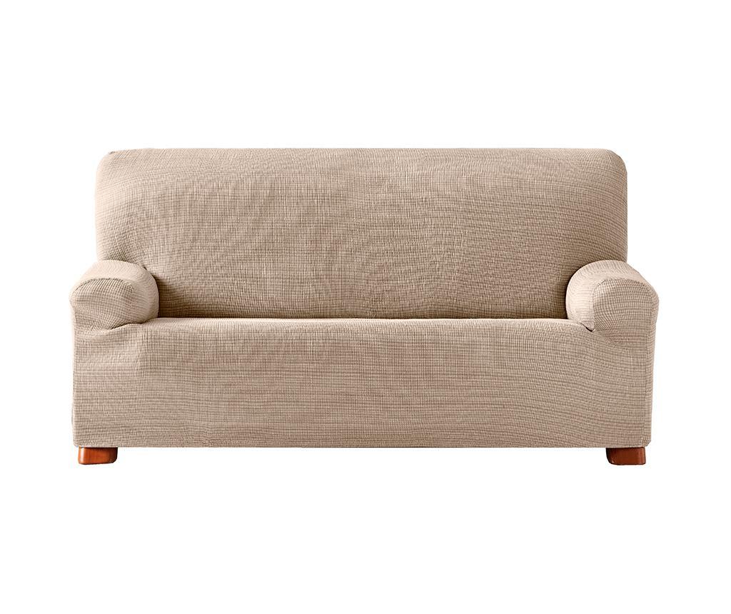 Elastična navlaka za kauč Aquiles Ecru 180x45x50 cm