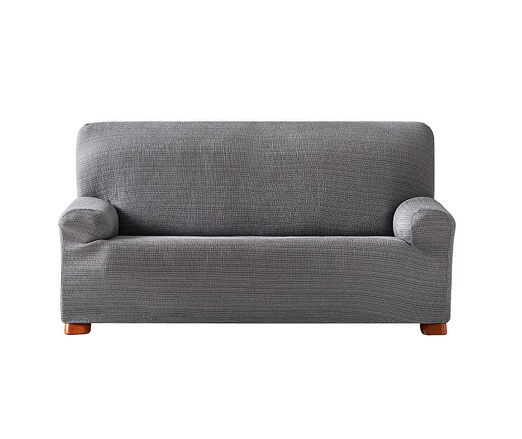 Elastična navlaka za kauč Aquiles Grey 210x45x50 cm