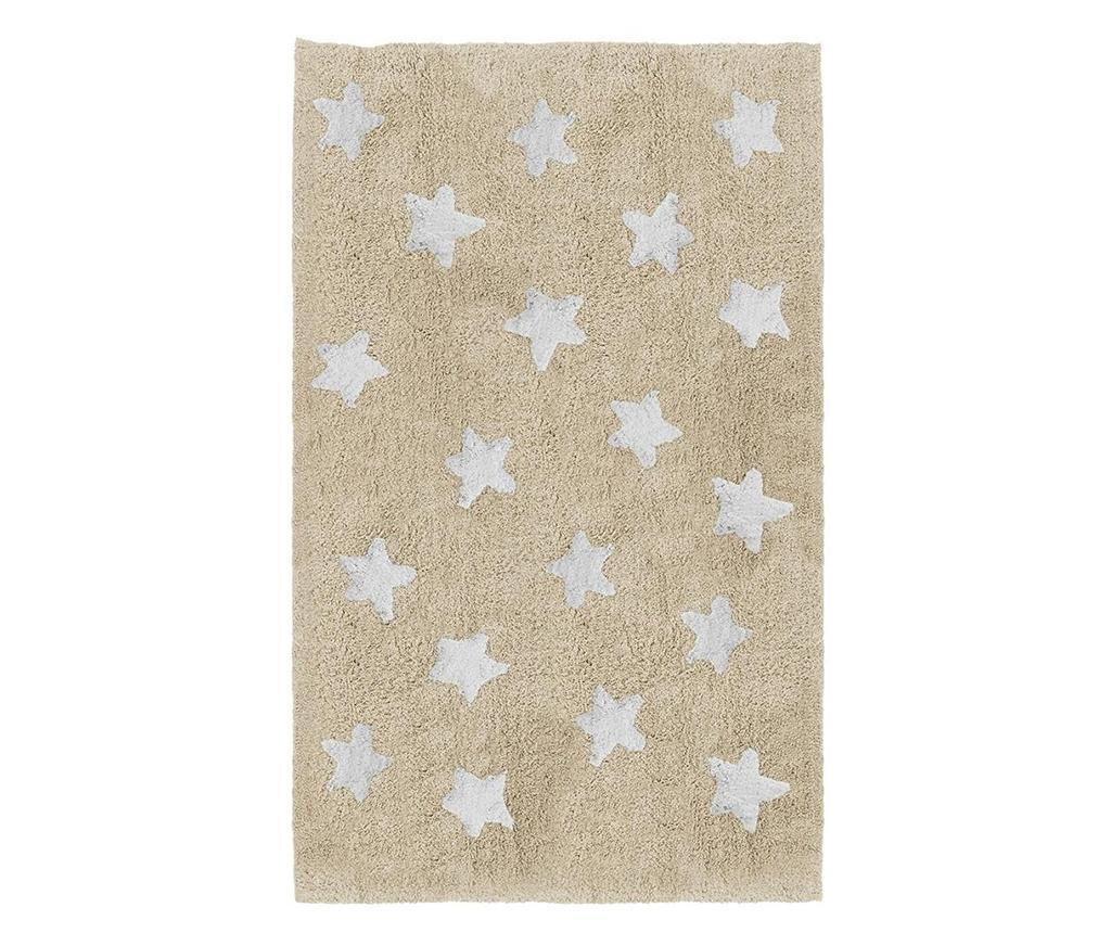 Tepih Full Stars Beige 100x150 cm
