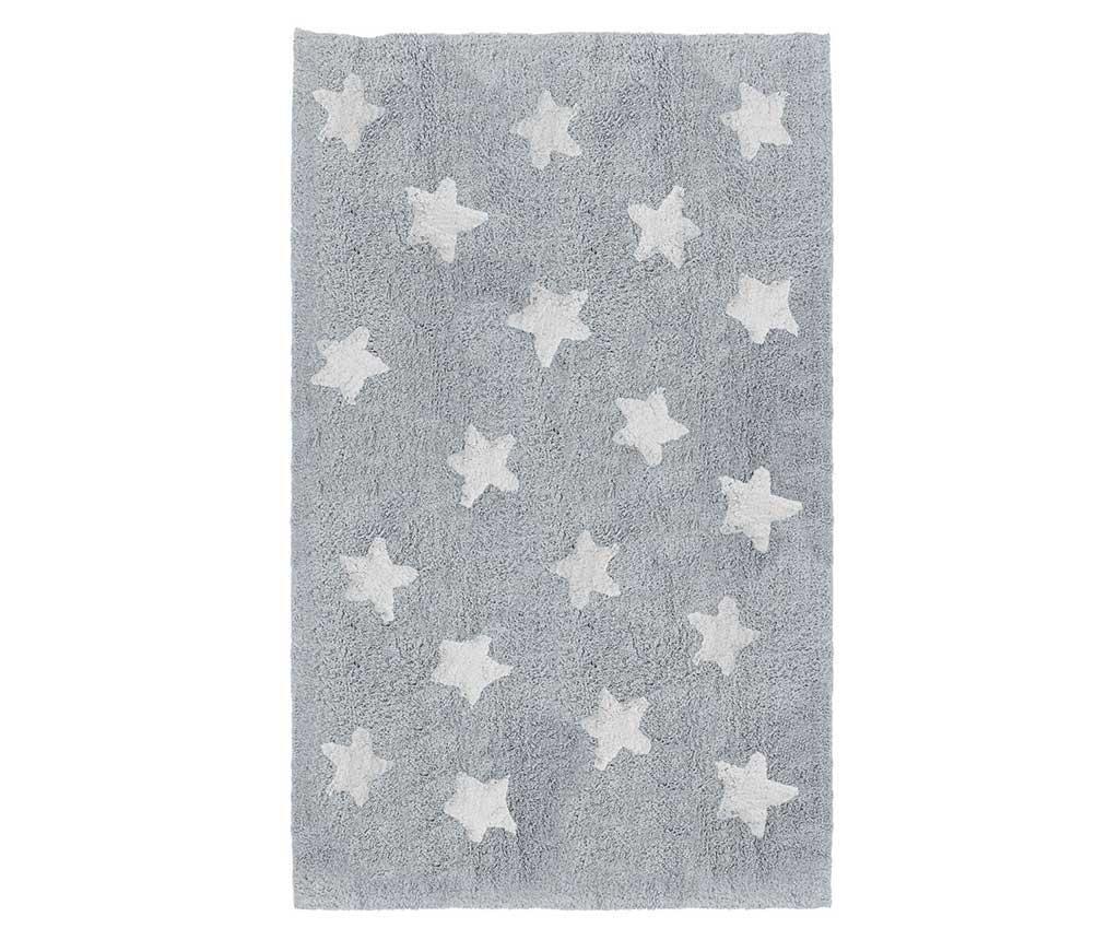 Tepih Full Stars Grey 100x150 cm