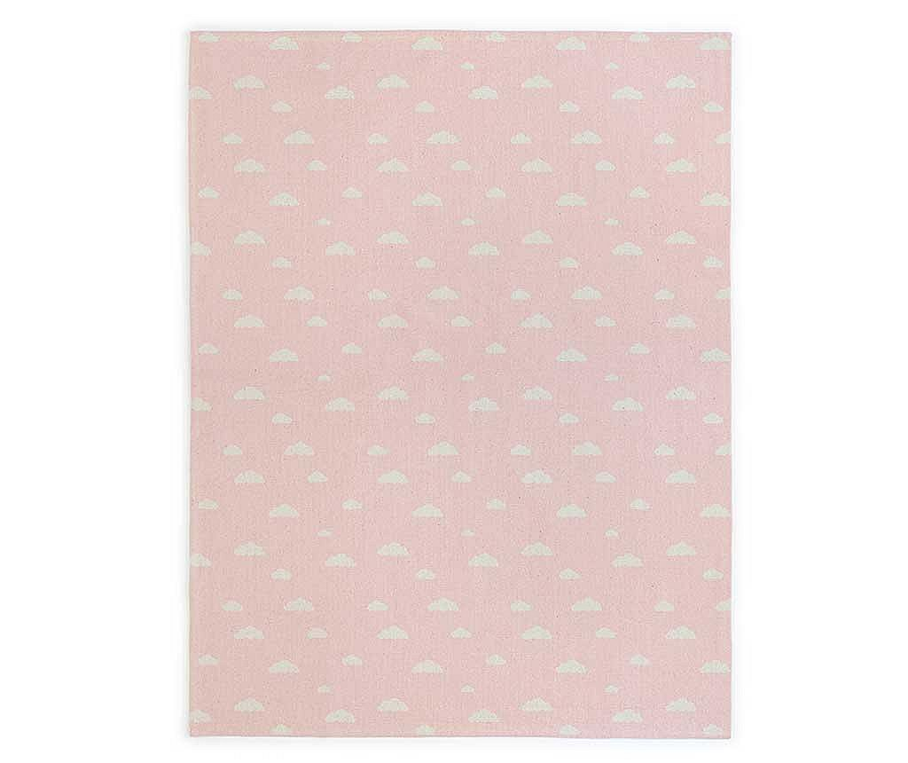 Tepih Clouds Pink 100x150 cm