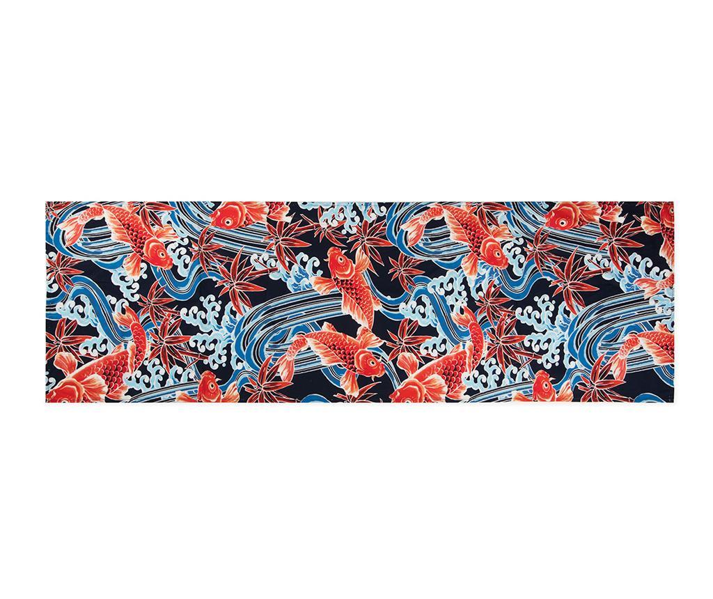 Traversa de masa Kimono Carpe 45x140 cm