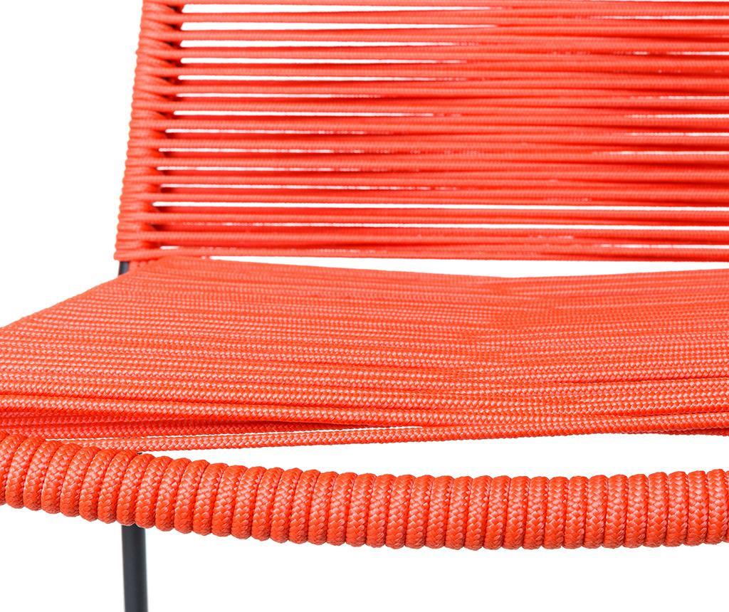 Krzesło ogrodowe Antea Red