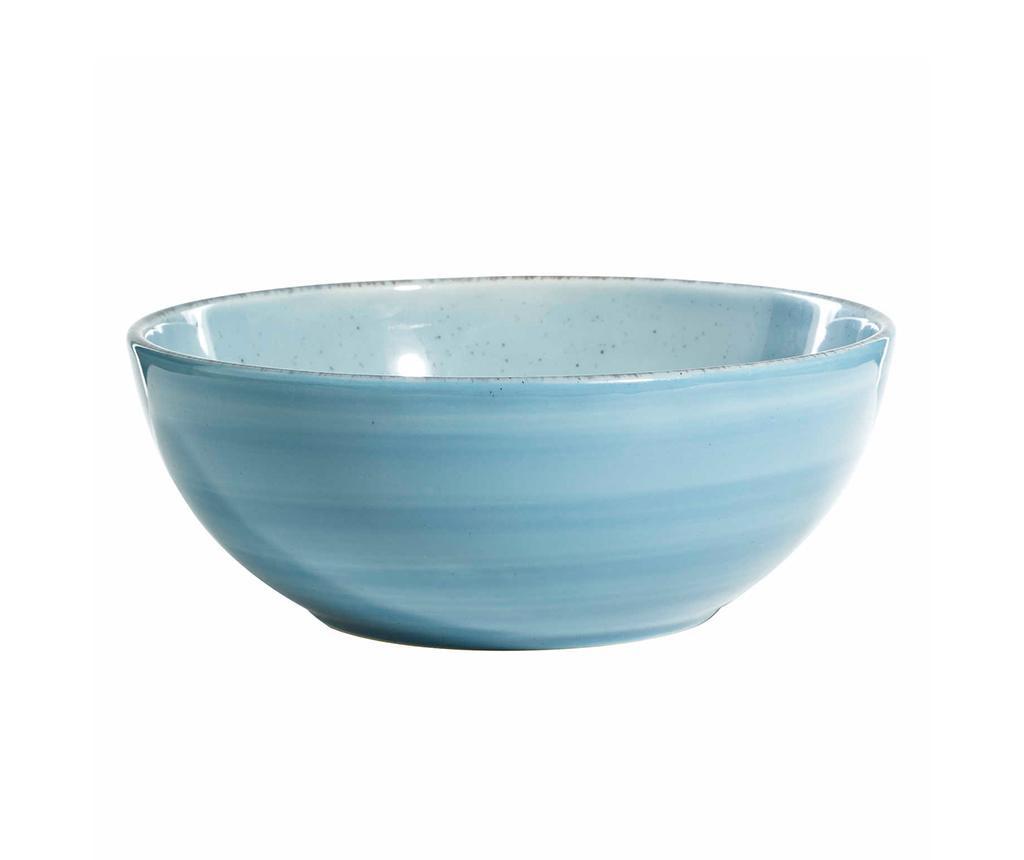 Bol pentru salata Shades Blue 1 L
