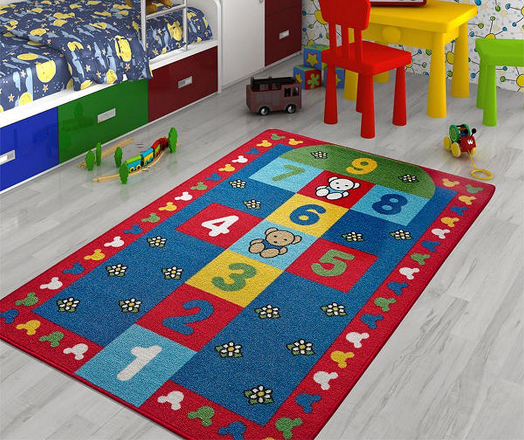 Tepih za igru Hopscotch Teddy Bear 100x150 cm