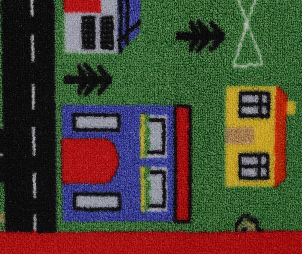 Tepih za igru Town 80x150 cm