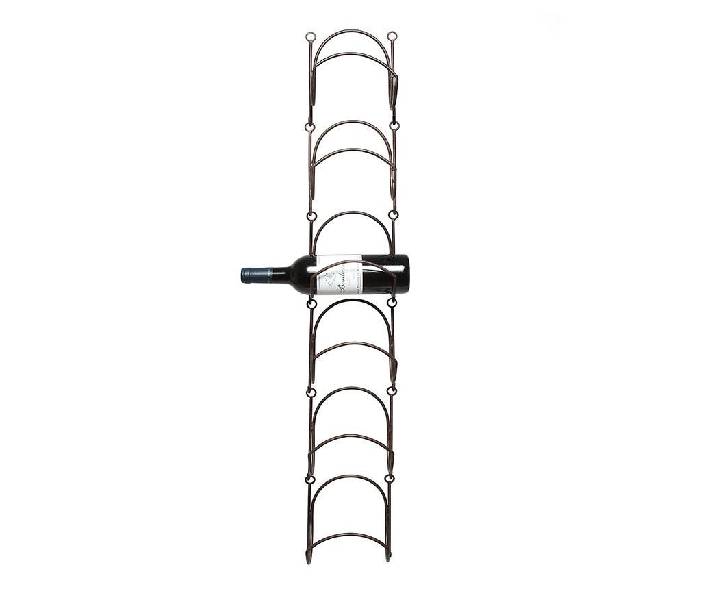 Set 6 suporturi pentru sticle Hanging