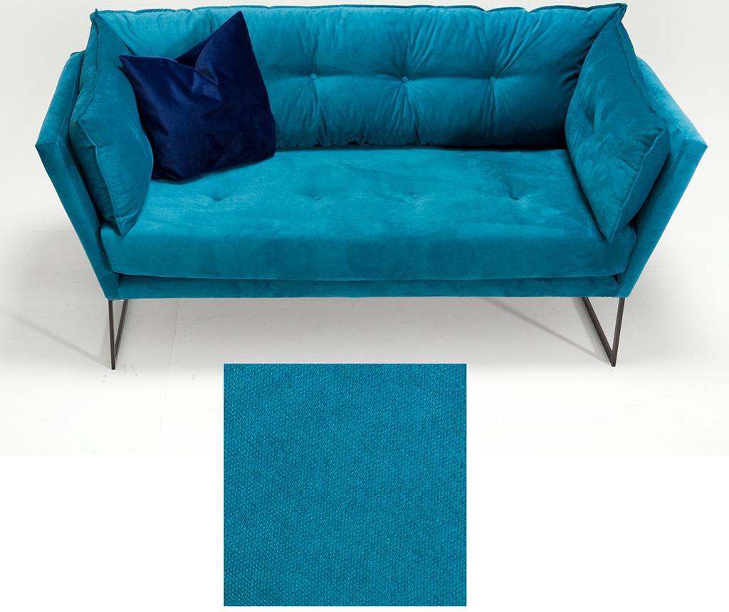 Canapea 2 locuri Relax Blue