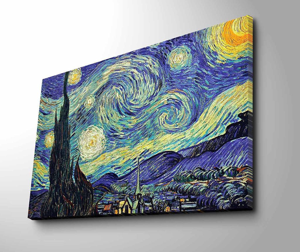Starry Night Kép 45x70 cm