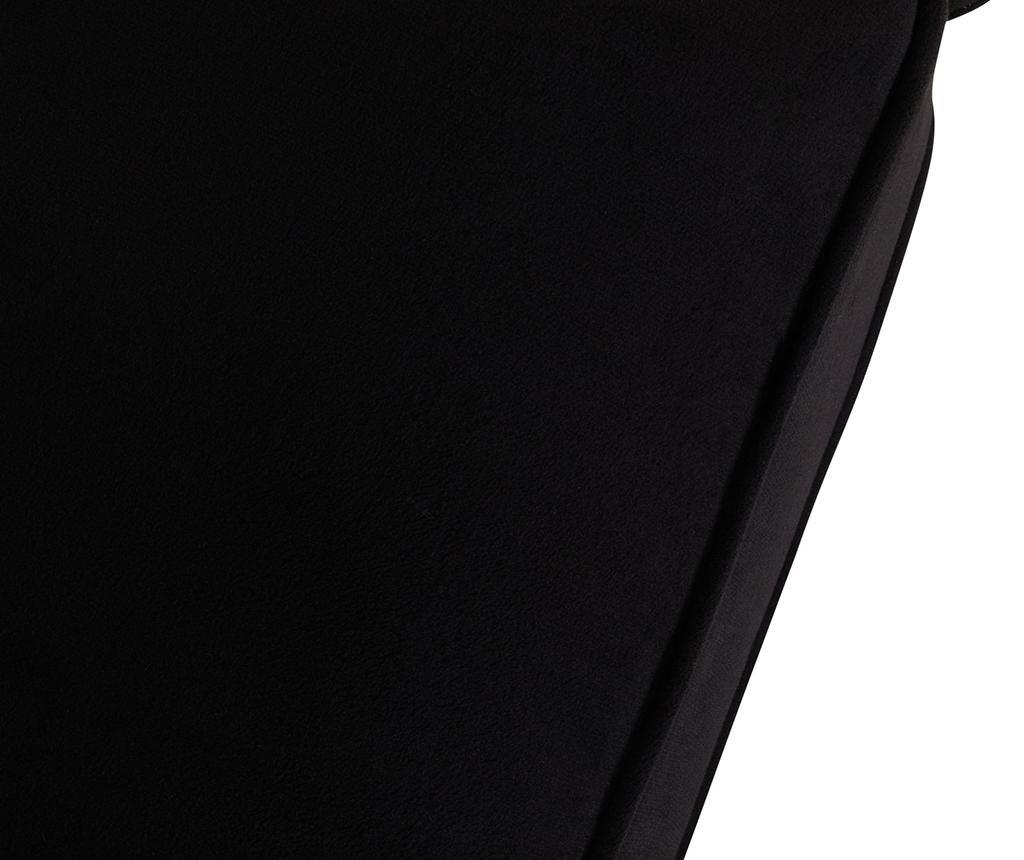 Kanapa czteroosobowa Chesterfield Black
