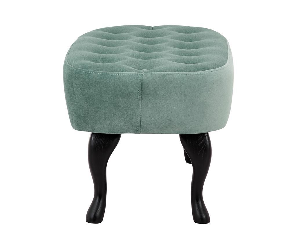 Bancheta diYana Buttons Turquoise