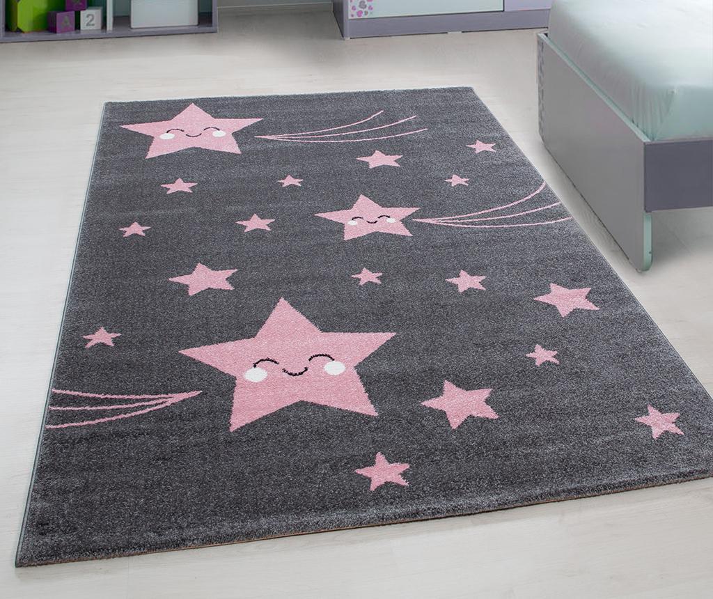 Tepih Night stars Pink 120x170 cm