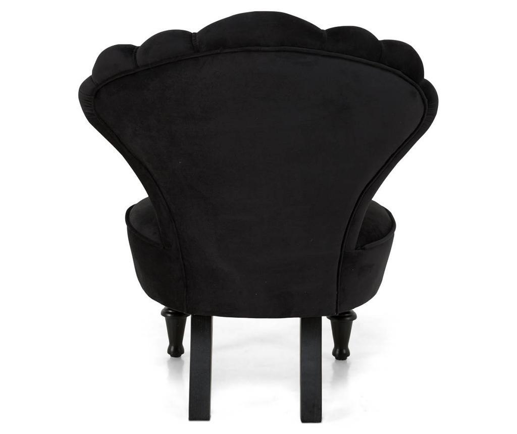 Fotelja diYana Butterfly Black