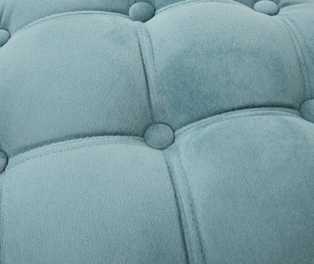 Podnóżek diYana Turquoise