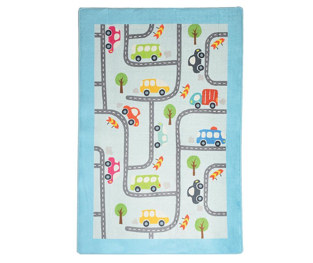 Tepih za igru Baby Cars 100x160 cm