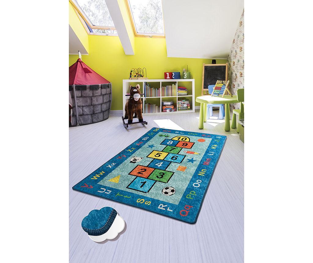 Tepih za igru Hopscotch 100x160 cm