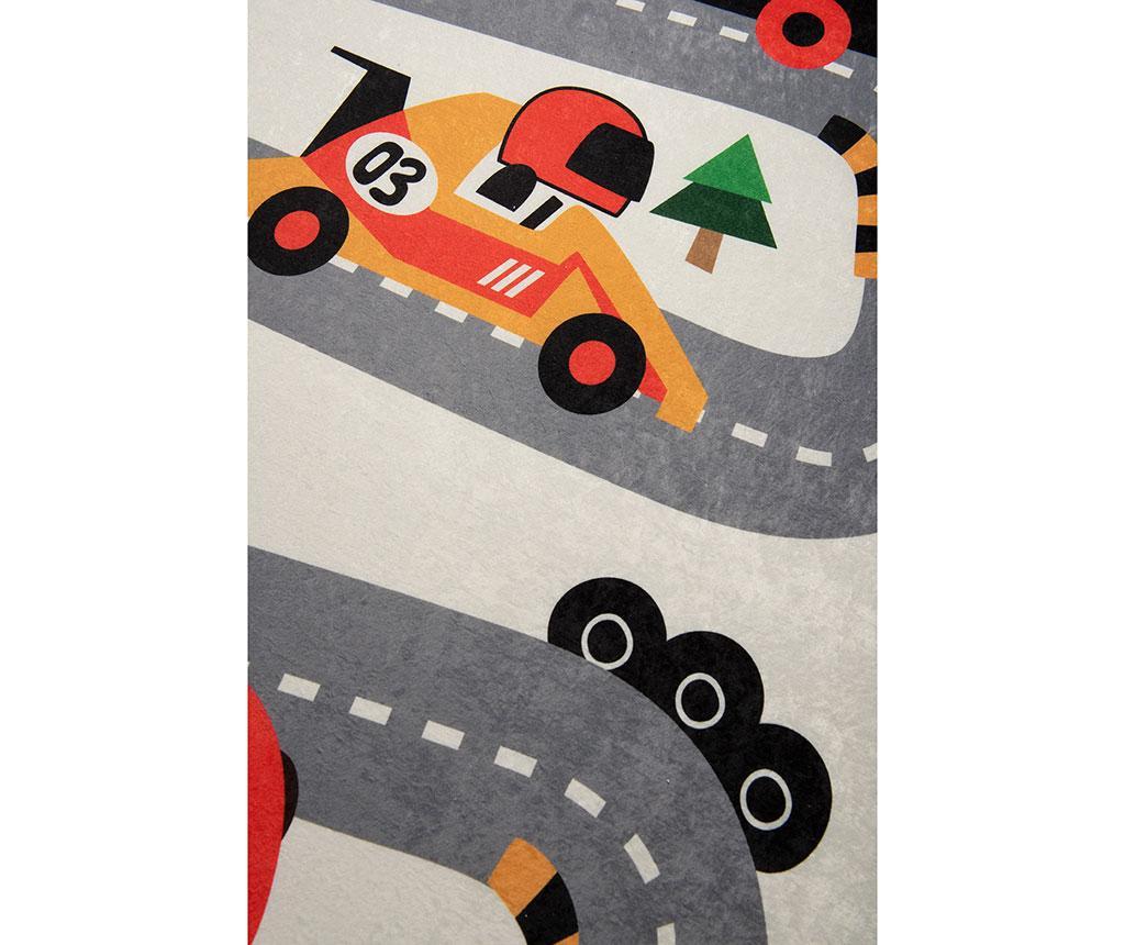 Tepih za igru Race 100x160 cm